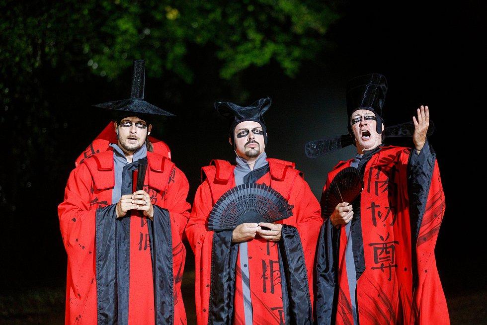 Opera Turandot má v Jihočeském divadle i na točně premiéru.