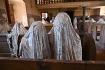 Kostel duchů v Lukové.
