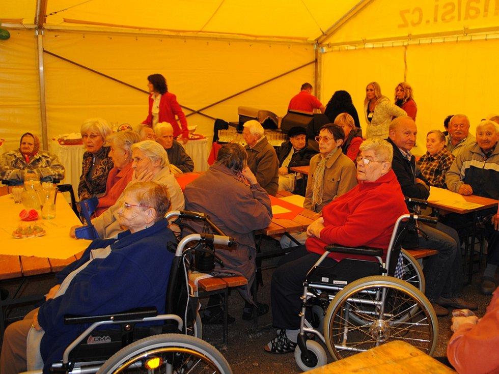 Domov pro seniory v Kaplici oslavuje