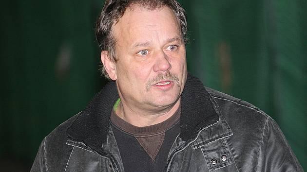 Trenér Frymburku Jan Berit.
