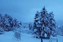 Spíše Kanadu připomíná dnes Lipno nad Vltavou.