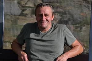 Velešínský trenér František Jaroš.