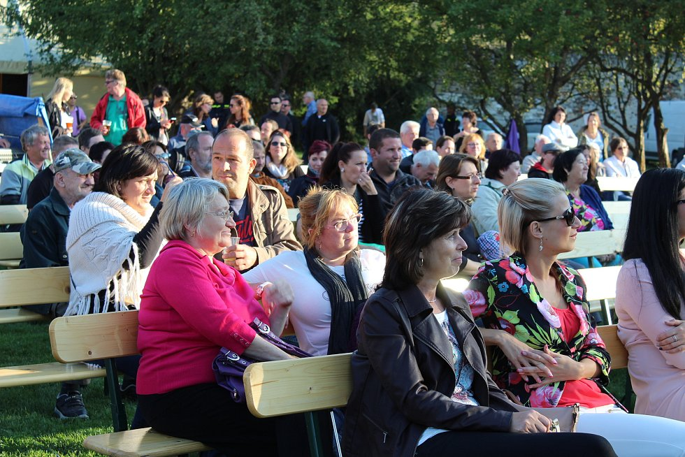 Zábava na Svatováclavských slavnostech byla bohatá a rozmanitá.