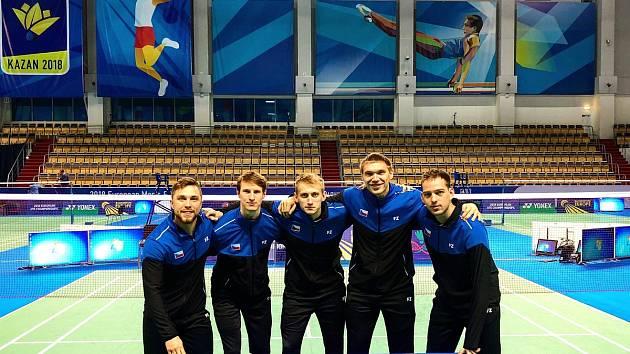 Na ME družstev v ruské Kazani reprezentovali krumlovští hráči Ondřej Král a Sabina Milová, v roli trenéra působil odchovanec SKB Pavel Florián.