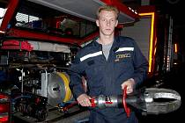 Z nehody se Jiří Bartuška ryhle zotavil a dnes už opět obléká hasičskou uniformu.