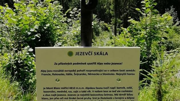 Sedm divů světla najdete v okolí Horní Plané.