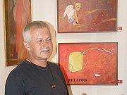 V sobotu a neděli můžete například navštívit malíře Františka Táchu ve Vyšším Brodě.