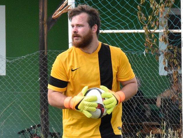 Absence zraněného gólmana Michala Trnky dělá českokrumlovským trenérům v úvodu přípravy velké starosti.