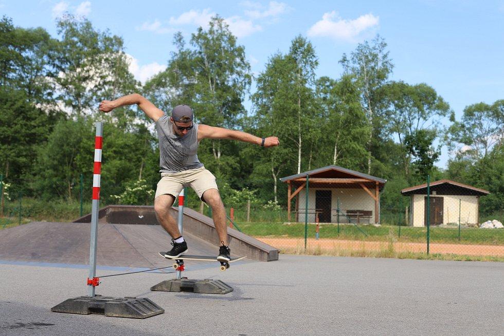 Skateboarding dostal důvěru, příště bude i breakdance