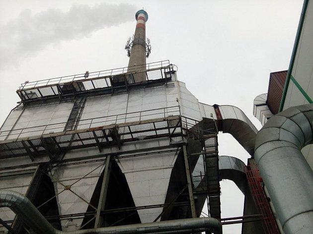 Energoblok v Domoradicích získal nové povolení k provozu.
