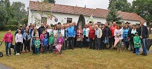 Oslava 100.výročí vzniku republiky v Chlumci