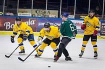 Hokejisté Krumlova v 19. kole deklasovali jindřichohradecký Vajgar na jeho ledě 10:4.