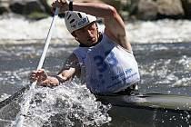 Lukáš Novosad vybojoval v prvních dvou závodech světového poháru šesté a čtvrté místo.