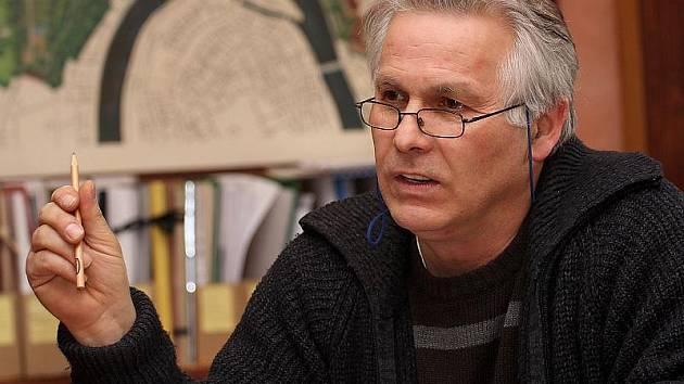 Pavel Slavko působí ve funkci vedoucího správy českokrumlovského zámku už od roku 1988.