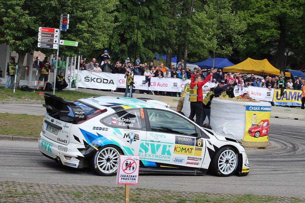 Rallye Český Krumlov nebude mít své centrum na českobudějovickém výstavišti, kde našlo zázemí od roku 2007, ale přesune se na letiště v Plané.