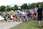 START hlavního závodu je v sobotu v 11.30 hodin.
