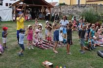 V Černici vládla přátelská atmosféra bez hluku megashow.