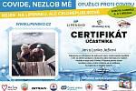 Certifikát Jana a Lenky Ježkových.
