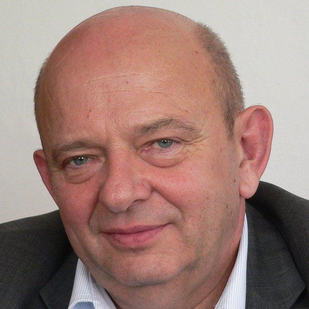 Jan Gušl, KDU-ČSL, předseda představenstva, 63let