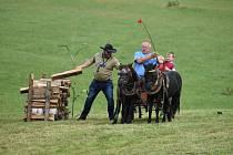 V polovině srpna se ve Smrhově u Soběnova konal už čtrnáctý ročník tradiční soutěže Smrhovská brázda.