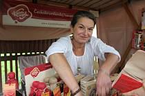 Irena Kalkušová se svým mužem Vaškem vyrábějí výborné tekuté karamely.