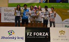 Vítězné družstvo 33. ročníku mezinárodního turnaje FZ Forza Cup 2018 – Výběr Německa.