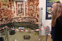 Nová zajímavá výstava o práci archeologů je k vidění v Regionálním muzeu v Českém Krumlově.