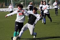 Sekyra Group Cup 2010 / FK Slavoj Český Krumlov - FK Slavoj Český Krumlov dorost 3:3 (2:1).