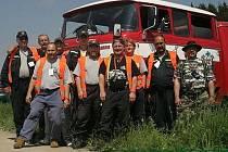 Dobrovolní hasiči z Černé v Pošumaví hodně spolupracují s obcí, která jim vychází vstříc.