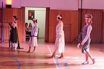 Návštěvníci 11. obecního plesu v Benešově nad Černou se dobře bavili.