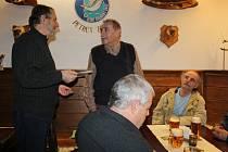 Výroční schůzí uzavřeli českokrumlovští sportovní rybáři letošní rok.