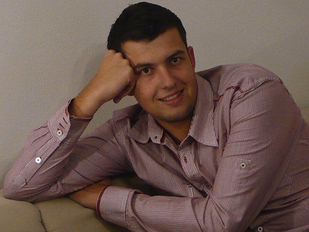 David Borovka z Nové Vsi je označován jako expert na zábavu.