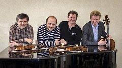 Wihanovo kvarteto zahraje na koncertu Pocta Leoši Janáčkovi.