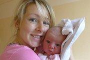 Malá Kristýnka Tomandlová přišla na svět ve čtvrtek 30. dubna 2015 ve 13 hodin a 4 minuty sporodní váhou 3750 gramů. Holčička je prvním potomkem Pavly a Miroslava Tomandlových zPetříkova.