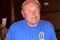 František Kropík se snaží humorem překonat smutek nad tím, že v sobotu hrál v Hořických pašijových hrách naposledy.