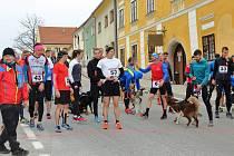 Přes Benešov nad Černou vedla trasa Horského maratonu a Novohradského ultra trailu.