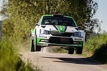 Rallye Český Krumlov 2017.