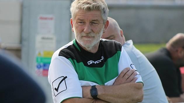 Trenér českokrumlovských fotbalistů Václav Domin byl jednomyslně zvolen na další čtyři roky do funkce předsedy OFS.