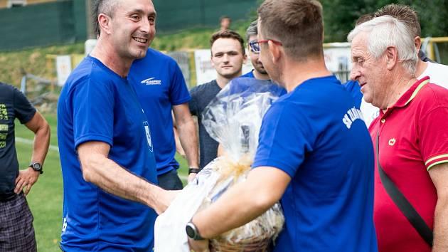Pavel Zayml, bývalý kapitán Zlaté Koruny, ukončil fotbalovou kariéru.