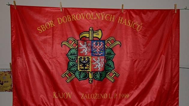 Spolek Radost pro všechny uspořádal besedu k 20. výročí založení SDH Kájov.
