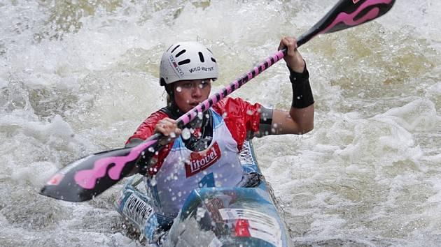 Nejúspěšnější členkou výpravy SK Vltava byla Anežka Paloudová, která si při MČR dorostu pod Křivoklátem pověsila na krk celkem sedm medailí, včetně dvou zlatých.