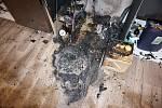 Požár v rodinném domě ve Stradově způsobila pravděpodobně sušička na ovoce.