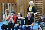 Hra na investory u dětí sklízí úspěch. V pátek soutěží prošly žáci ze Základní školy Fantova Kaplice.