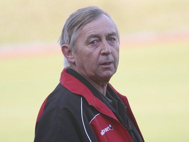 """""""V prvním zápase nové sezony jsme zanechali celkem dobrý dojem,"""" těší trenéra Karla Švarce."""