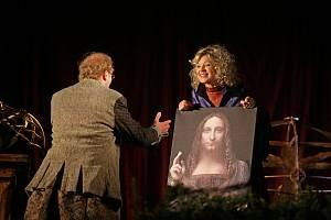 Na otáčku se přenesete do doby Da Vinciho.