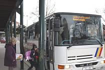 Autobus do Vyšného. Ilustrační foto.