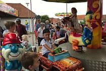 Tradiční pouť se konala v neděli v Brloze.