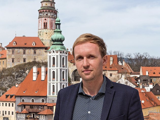 Nový ředitel ČKRF Petr Troják.