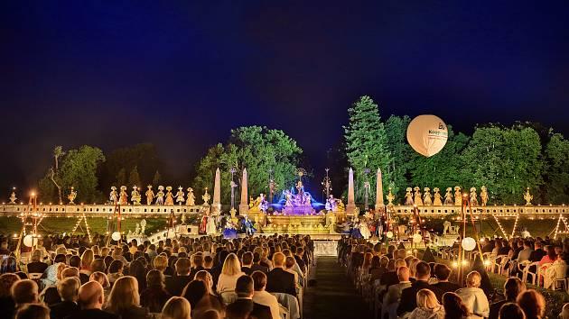 Mezinárodní hudební festival Český Krumlov.  Ilustrační foto.