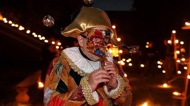 Druhou úchvatnou Barokní noc zažijí v sobotu návštěvníci Festivalu komorní hudby v Českém Krumlově.